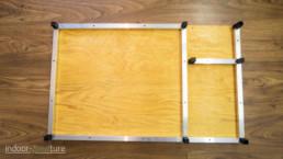 Bodenplatte mit Gerüst1